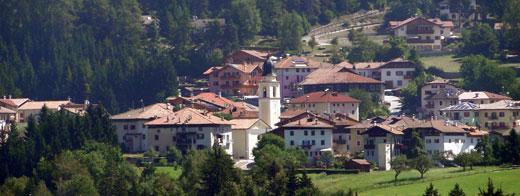 Amblar alta val di non nei pressi di don for Castel vasio